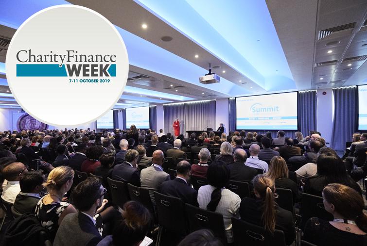Charity Finance Summit 2019